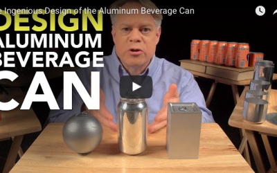 soda can as an example of engineering brilliance?